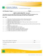 Arts & Crafts Proficiency Level 1-3 - updated 2017_001