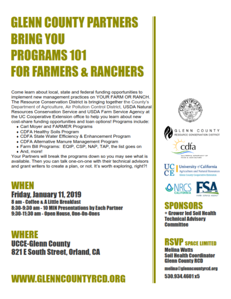 Glenn County - Programs 101 for Farmers and Ranchers 1-11-2019_001