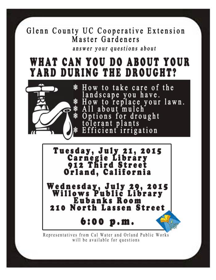 flier drought workshop 7-15
