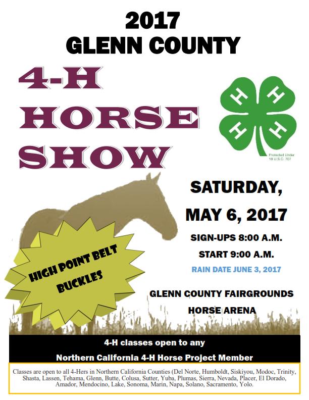 Horse show flyer_001