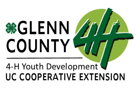 Glenn County 4-H Logo 2017
